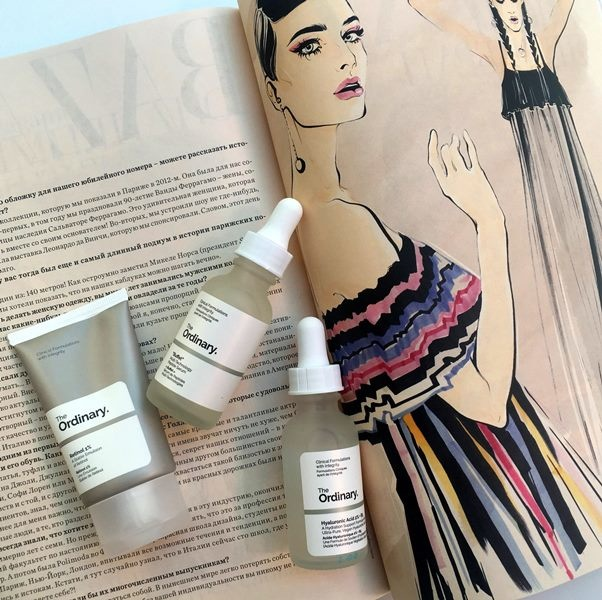 The Ordinary эксклюзивно на e-cosmetics.pro